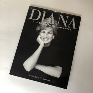 Princess Diana Style Secrets Coffee Table Book